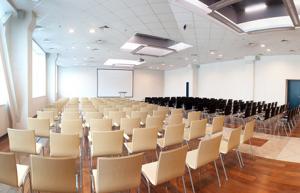 Бизнес центр презентационный зал