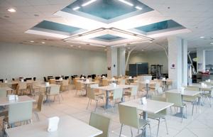 Бизнес центр столовая